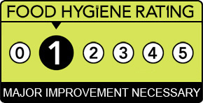 Cafe Istanbul hygiene rating