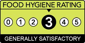 Pizza GoGo Milton Keynes hygiene rating